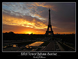 paris photos, eiffel tower, early morning