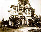 paris photos, Pavilion of Monaco, paris 1900
