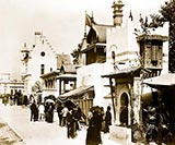 paris photos, History of Habitation, paris world fair 1900