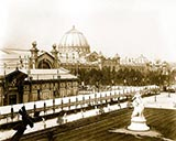 old photos of paris, Palace of Liberal Arts