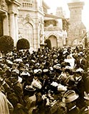 paris photos, 1900 Exhibition, Great Crowds universal exposition, unvierselle, paris