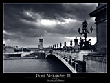 paris photography, Famous Paris Bridge, pont alexandre iii