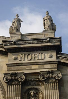 Gare Du Nord History | RM.