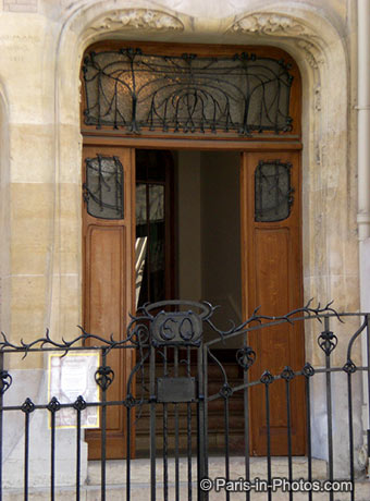 Guimard, 16th district Paris, Cheri the movie, Michelle Pfeiffer, paris