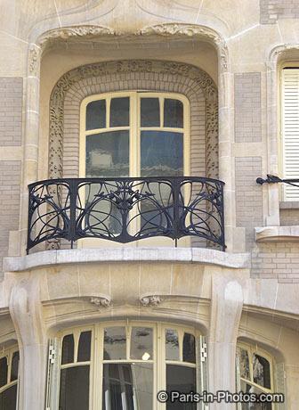 Cheri the movie, Michelle Pfeiffer balcony, guimard, paris