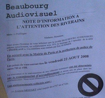 beaubourg audiovisuel, french tv drama