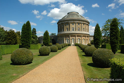 ickworth house and gardens