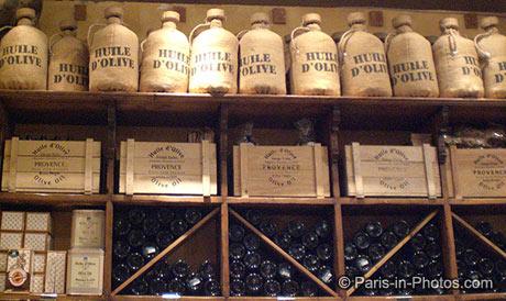 olive oil, O&co, paris