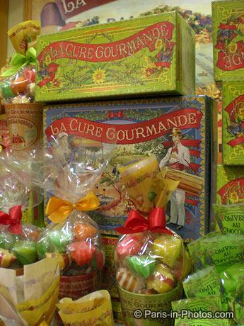 sweet shop, bercy paris
