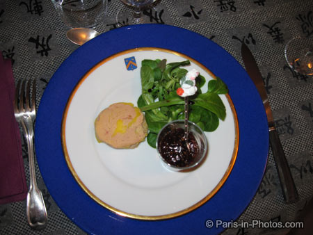 foie gras, new years meal