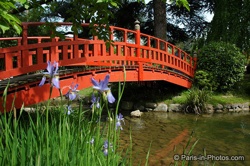albert kahn, japanese garden, bridge