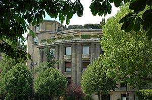 paris architecture, 16th arrondissement