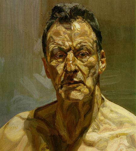 lucian freud, pompidou paris, freud exhibition