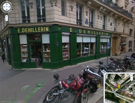 E Dehillerin, kitchen shop, paris kitchen, oldest kitchen shop in paris
