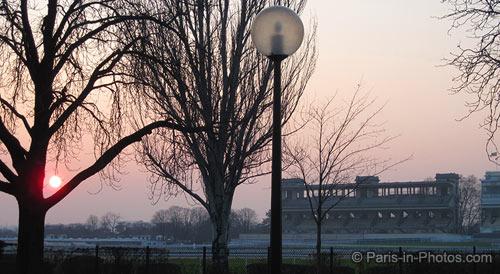 hippodrome d'auteuil, horse racing paris, bois de boulogne horse racing