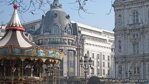 hotel de ville, paris town hall