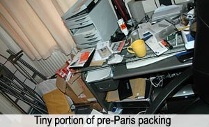 Packing for Paris