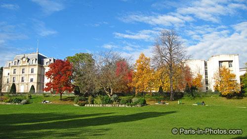 saint-perine parc, 75016, paris 16eme