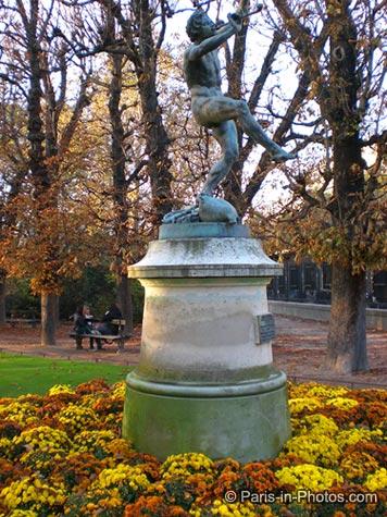 luxembourg park paris