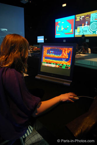 museogames, lemmings, retro computer gaming, computer games exhibition