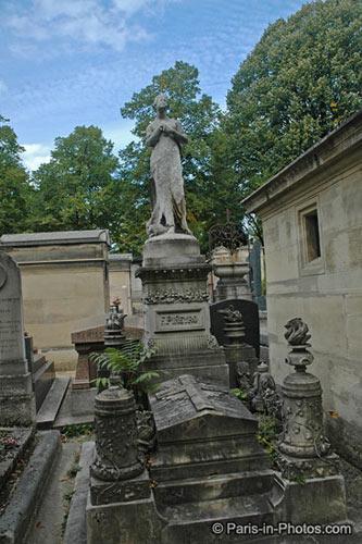 paris pere lachaise, paris cemetery